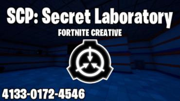 SCP: SL – Fortnite Edition