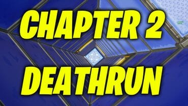 FORTNITE Chapter 2 Deathrun!