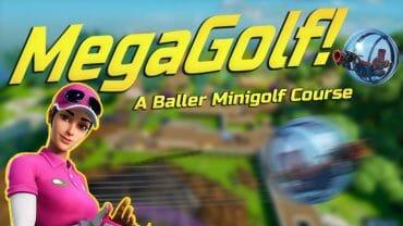 Mega Golf – A Baller Minigolf Course