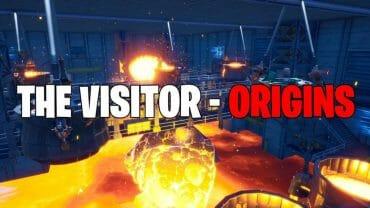 The Visitor – Origins