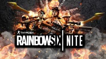 Thyrosx's Rainbow 6 NITE: Spooky House