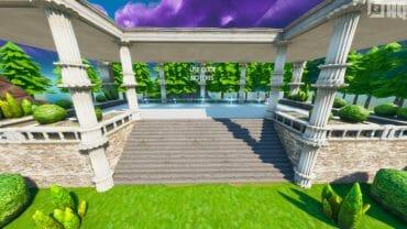 Hero Mansion's Hub