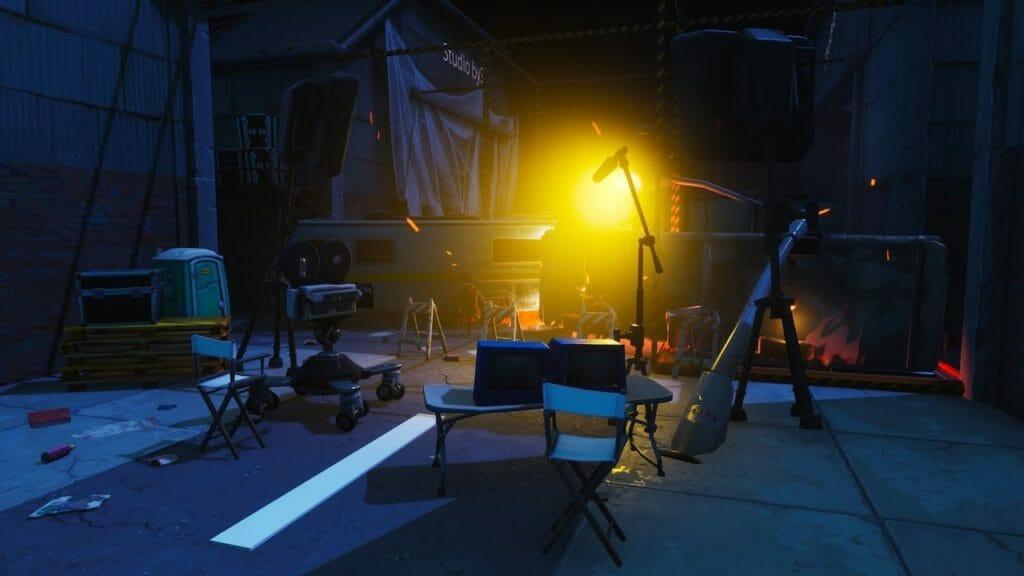 Spooky Studios - Find the Button [Echo] – Fortnite ...