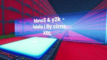 Lalala - bbno$ & y2k | Di Cirns XBL