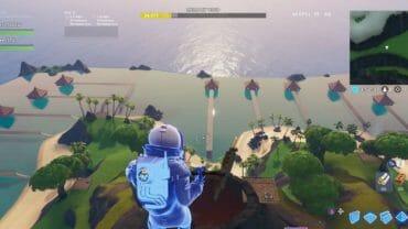 Island Zone Wars