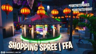 Shopping Spree | FFA