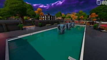 Modern Mansion – FFA Gun Game