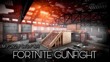 1V1/2V2/3V3/4V4 gunfight