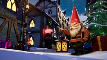 Frosty Fortnite: Save Winter