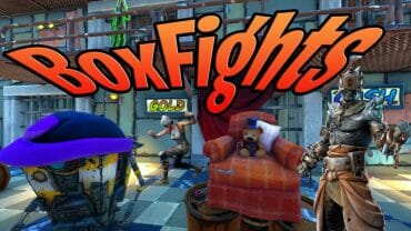 BoxFights: Caged In
