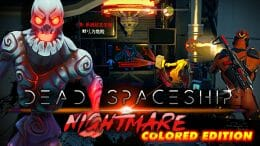 dead spaceship nightmare v2 farbe