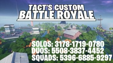 Tact's Ultimate Battle Royale (Solos)