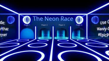 The Neon Race