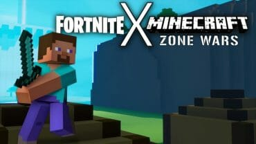 Minecraft Zone Wars