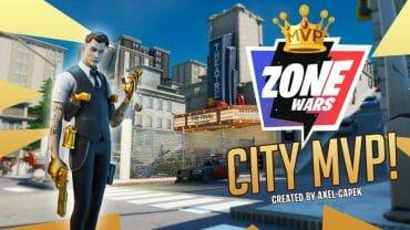 Zone Wars: City MVP!