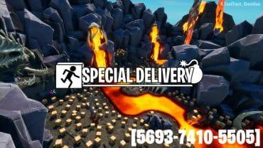 Special Delivery – Volcano
