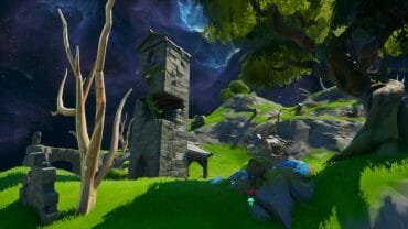 ZONE WARS + BOX FIGHT (Castle)