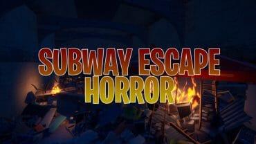 Subway Escape (Horror)