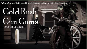 Gold Rush Gun Game
