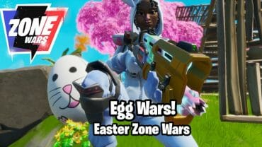 Egg Wars! Easter Zone Wars