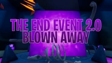 The End Event 2.0 – Blown Away