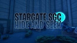 Stargate SGC Hide and Seek