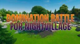 DOMINATION BATTLE FOR NIGHTVILLAGE