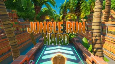 Jungle Run (HARD)