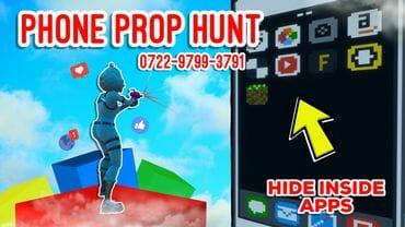 Phone Prop Hunt
