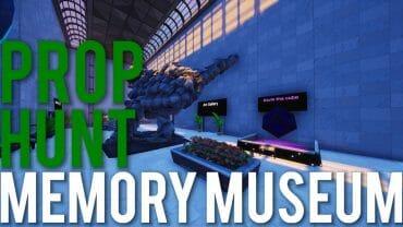 Memory Museum Prop Hunt!