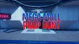 Mega Mall Prop Hunt
