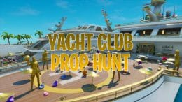 Yacht Club Prop Hunt