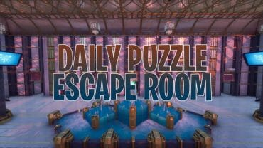 Daily Puzzle Escape Rooms