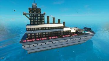 Cruise Ship Escape 2