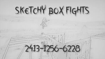 Sketchy Box Fights
