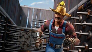 50 level Farmer Deathrun