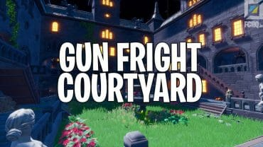 Gun Fright – Courtyard (Custom Teams)