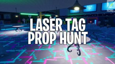 💯 Laser Tag Prop Hunt 💯