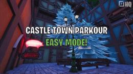 Castle-Town-Parkour EASY