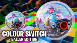 Colour switch baller