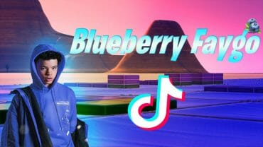 Lil Mosey – Blueberry Faygo (Fortnite Music Block)