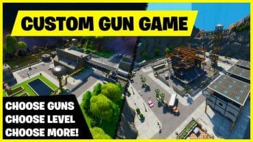 Custom Gun Game