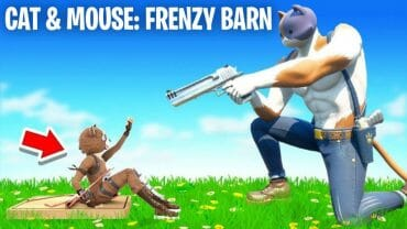 Cat & Mouse: Frenzy Barn
