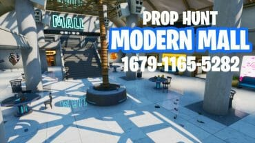 Prop Hunt: Modern Mall