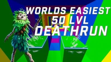 WORLDS EASIEST 50 LVL DEATHRUN!