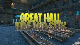 Great Hall Hide And Seek