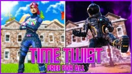 Time Twist – Free for All