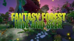 Fantasy Forest Hide & Seek