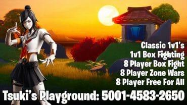 Tsuki's Playground