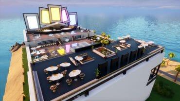 Five Square Club/Resort HUB